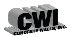 Concrete Walls News